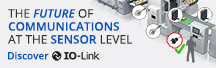 OMRON Industrial Automation | IO Link