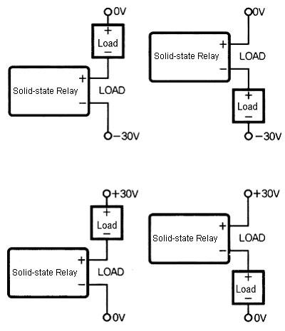 Solidstate Relay Negative Power Supply FAQ Philippines Omron IA