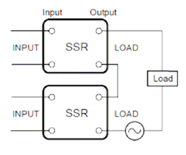 Connect Solid-state Relays in Series | FAQ | Philippines | Omron IA
